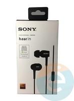 Наушники Sony MDR-EX 750AP чёрные